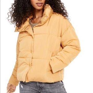 Free People Weekender Puffer Coat Jacket NWT